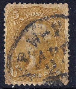 U.S. 67 Used FVF SCV$1,000.00 (67-5)