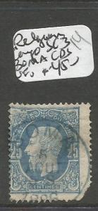 Belgian Congo SC 3 Boma CDS Used (9cid)