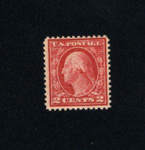 USA #406   Mint NH VF 1912-14 PD 7.00