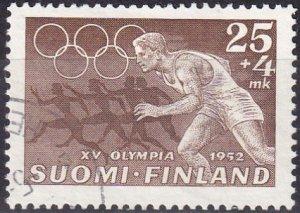 Finland #B113  F-VF Used CV $3.00 (Z2962)