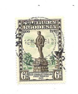 Southern Rhodesia 1940 - Scott #62