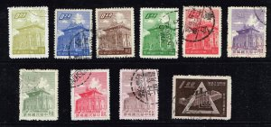 CHINA STAMP USED STAMP COLLECTION LOT #3