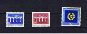 1984 EUROPA & EUROPEAN PARLIAMENT