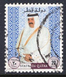 Qatar 890 Used VF