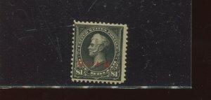 Guam Scott 12 Overprint Mint Stamp NH (Stock Guam 12-22)
