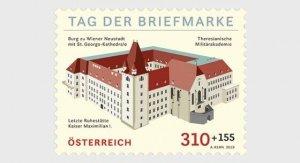 H01 Austria 2019  Day of the Stamp 2019 MNH Postfrisch