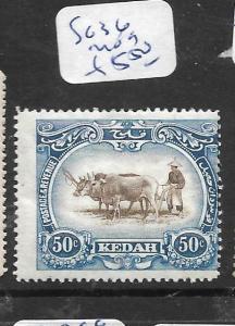 MALAYA KEDAH  (PP0901B) COW 50C SG 36  MOG
