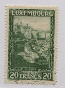 LUXEMBOURG  197   USED