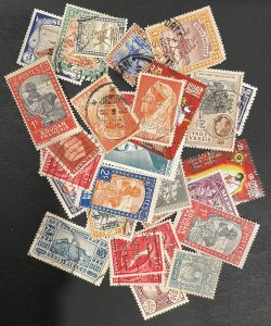 World Stamps - Includes only S Countries - 31 Stamps