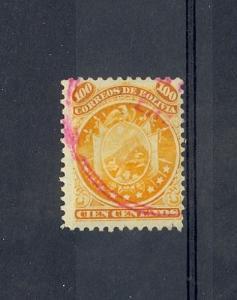 Bolivia Scott 13