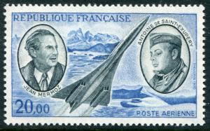 FRANCE # C43 Very Fine Never Hinged Issue - MERMOZ & DE SAINT-EXUPERY - S5629