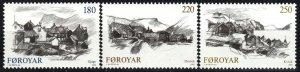 Faroe Islands #83-5  MNH   (P639)