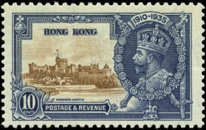 Hong Kong Scott #149 Mint
