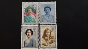 Great Britain 1990 The 90th Anniversary of the Birth of the Queen Mother Mint