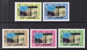 Jordan 1108-1112 MNH VF