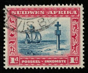 Suidwes Africa, 1d. (T-6182)