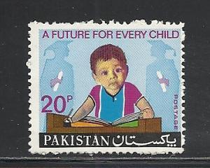 Pakistan #371 comp mnh cv $.40