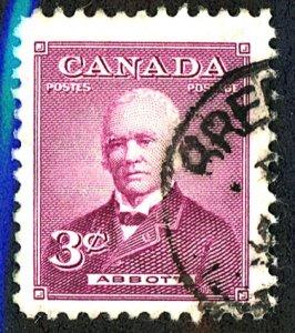 Canada #318 Used