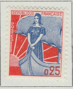 France 1960-61 Very Fine MH* Stamp A19P29F226