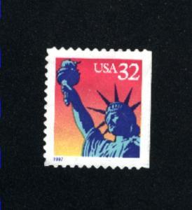 USA # 3122  1 used 1997 PD .08