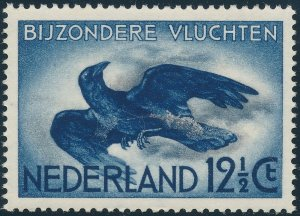 Stamp Netherland Holland Germany Sc C11 1943 WWII War Occupation Carriage MNH