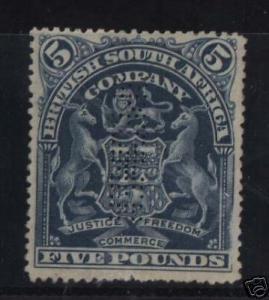 Rhodesia #74S VF Mint