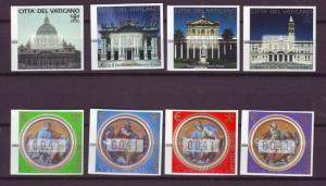 J16216 JLstamps vatican city mnh atm stamps
