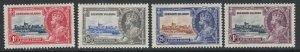 Leeward Islands, Scott 96-99 (SG 88-91), MLH