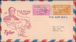United States, First Flight, Texas