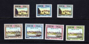 Oman Lot Collection MH