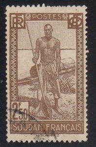 French Sudan - 1940 - SC 97 - Used