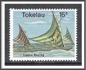 Tokelau #67 Canoe Races MNH