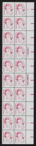 UNITED STATES SC# 1850 PL B/20 VF/MNH