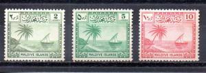 Maldive Islands 20,22,24 MH