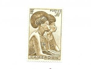 Cameroun 1946 - M - Scott #307 *