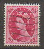 Great Britain SG 617b Used phosphor issue