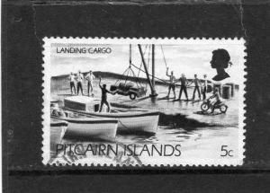 Pitcairn Island  Landing Cargo used