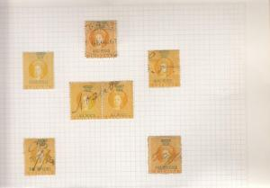 Grenada Revenues, Wholesale Lot (S14691)