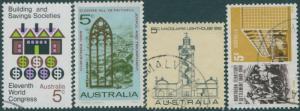 Australia 1968 SG430-437 5c Commemoratives FU