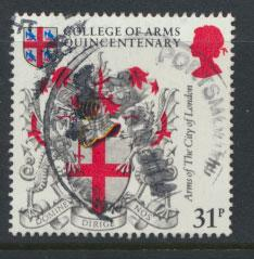 Great Britain SG 1239 - Used - College of Arms
