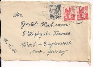 Germany 6N8 & 6N1 Cover - Front Only