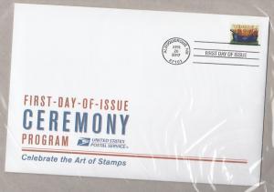 US 5192 Delicioso Tamales Ceremony Program FDC 2017