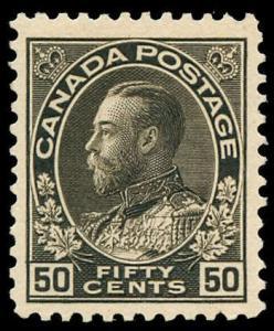 momen: Canada #120a Mint OG VF