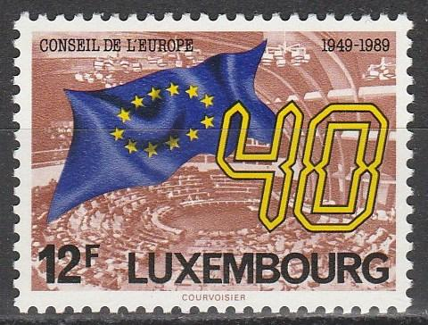 Luxembourg #808  MNH  (S2213)