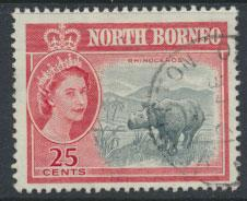 North Borneo SG 398 SC# 287   MLH  see details