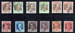 IRAQ STAMP USED STAMPS COLLECTION LOT #2