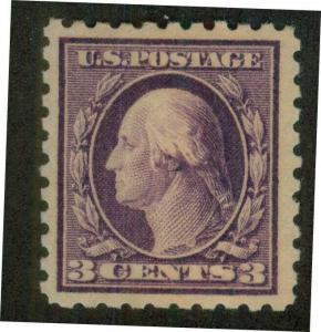 U.S. -  464 - Very Fine - Never Hinged (catalog value 165.00)