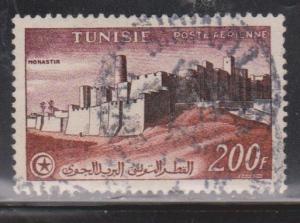 TUNISIA Scott # C22 Used