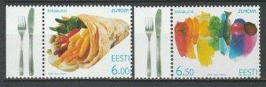 Estonia 2005 CEPT Europa 2 MNH Stamps