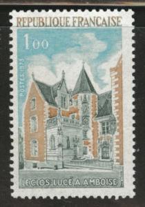 FRANCE Scott 1374 MNH** Amboise stamp 1973